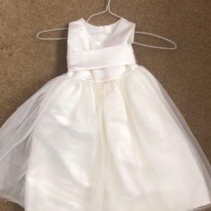 Ivory size 2 t dress
